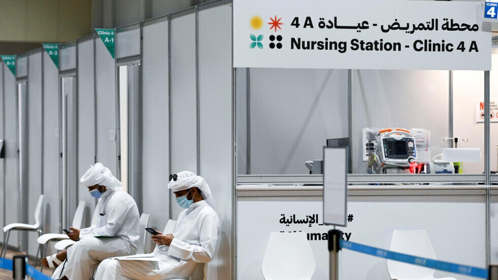 UAE ghi nhận một loạt biến chủng SARS-CoV-2 mới, số ca tử vong do Covid-19 gia tăng