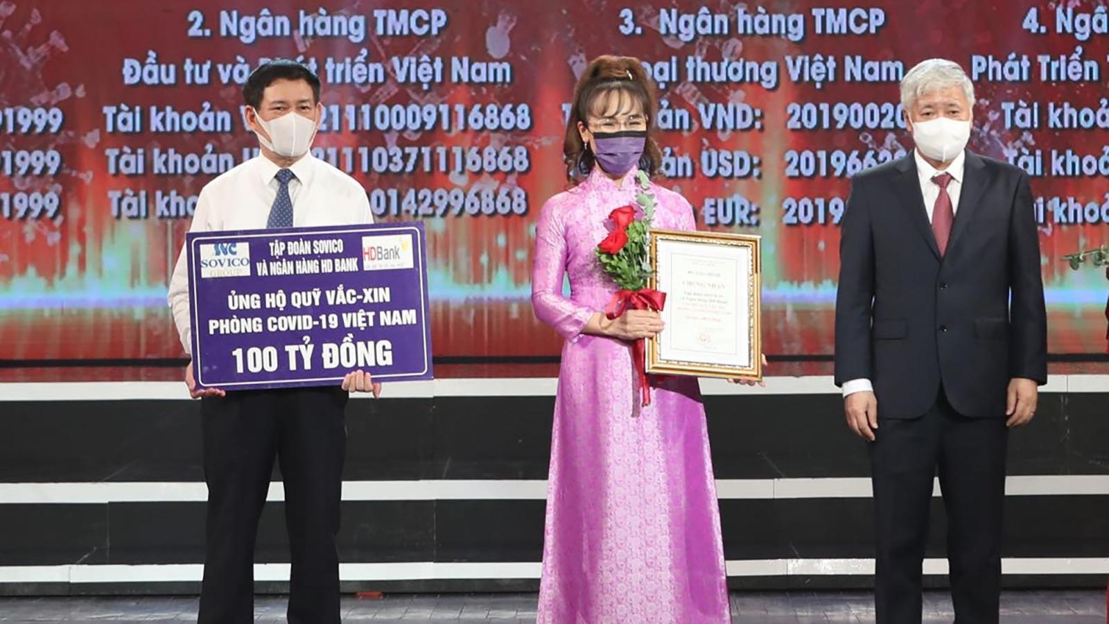 Đồng lòng vì một Việt Nam khỏe mạnh, Việt Nam chiến thắng