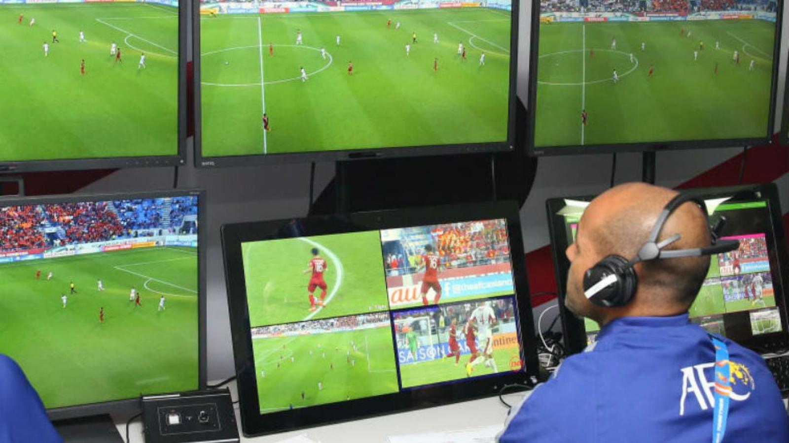VAR được áp dụng ở vòng loại thứ ba World Cup 2022 khu vực châu Á