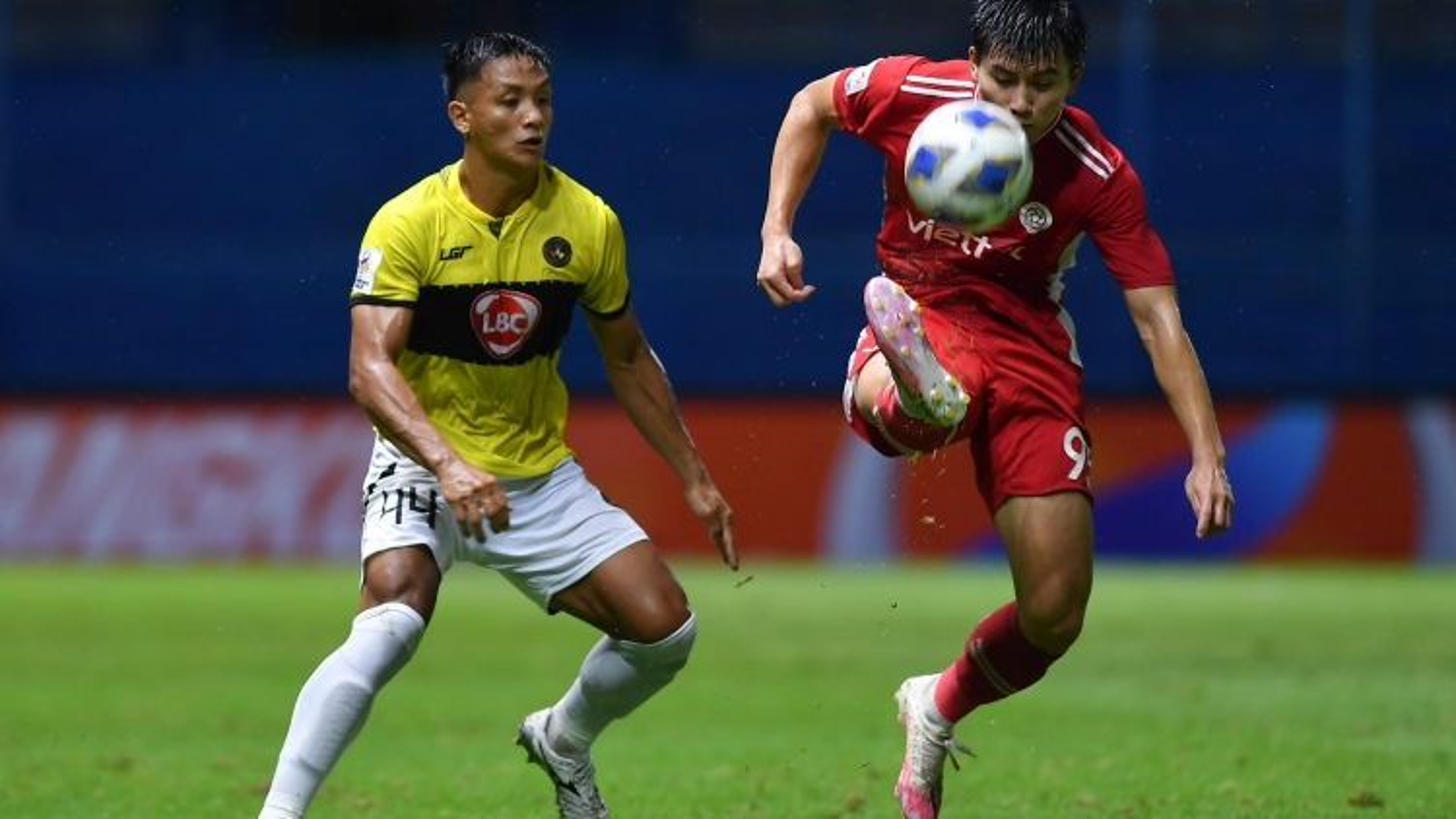 Thắng đậm Kaya FC, Viettel phá kỷ lục 17 năm của HAGL ở AFC Champions League