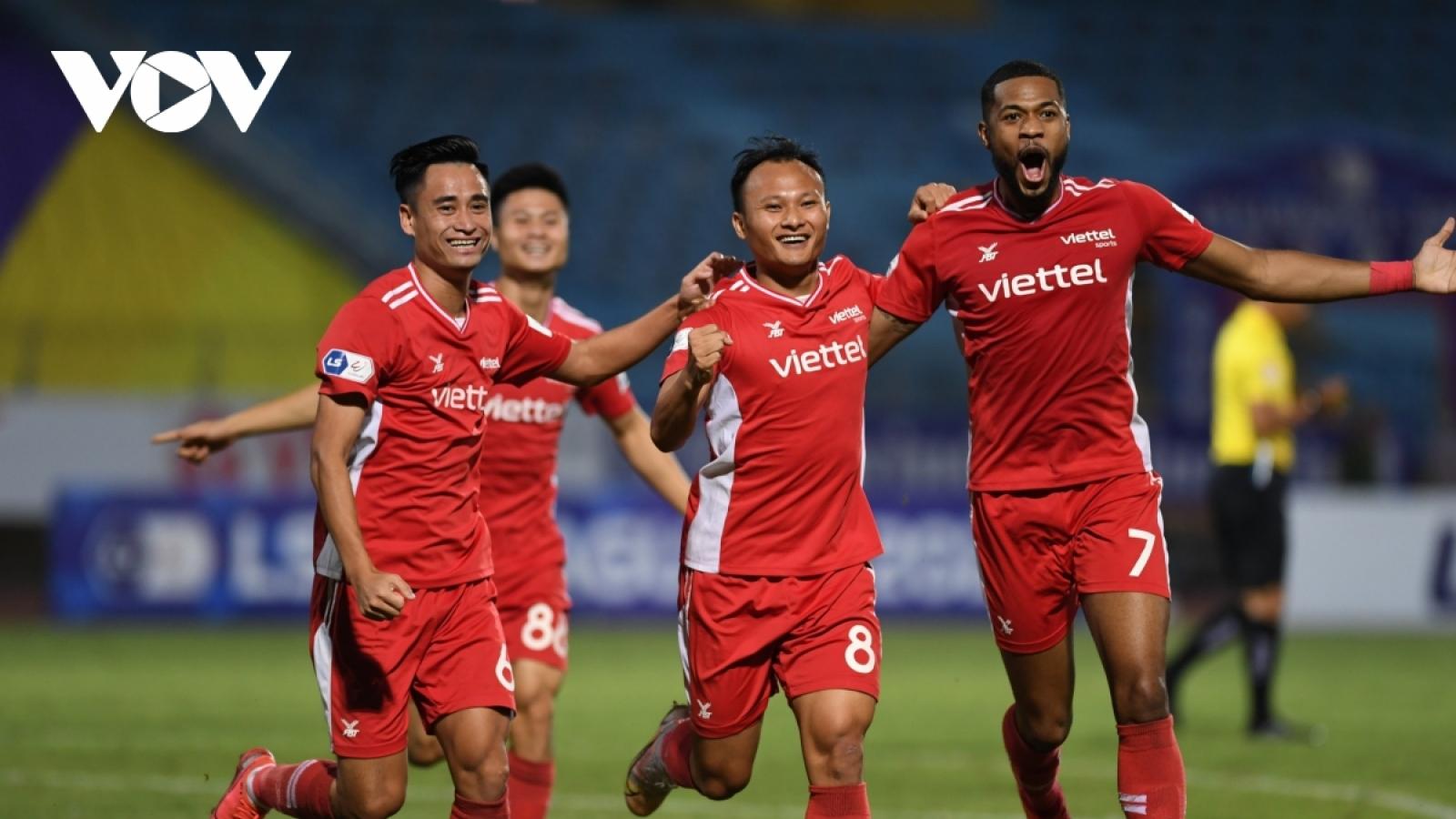 Viettel - Ulsan Hyundai: Bóng đá Việt Nam trở lại AFC Champions League