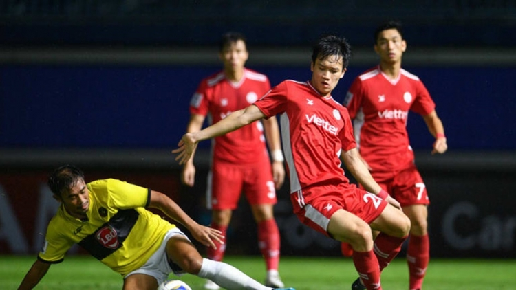 Goal by Hoang Duc put forward as Best of 2021 AFC Champions League