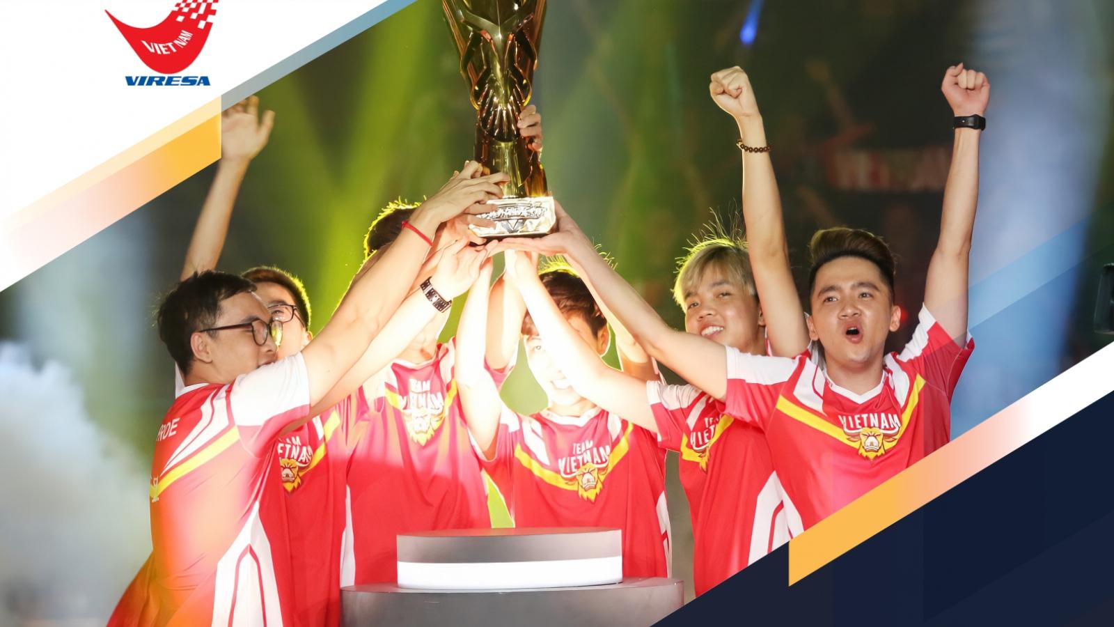 Chính thức phát hành Sách trắng Thể thao điện tử Việt Nam 2021