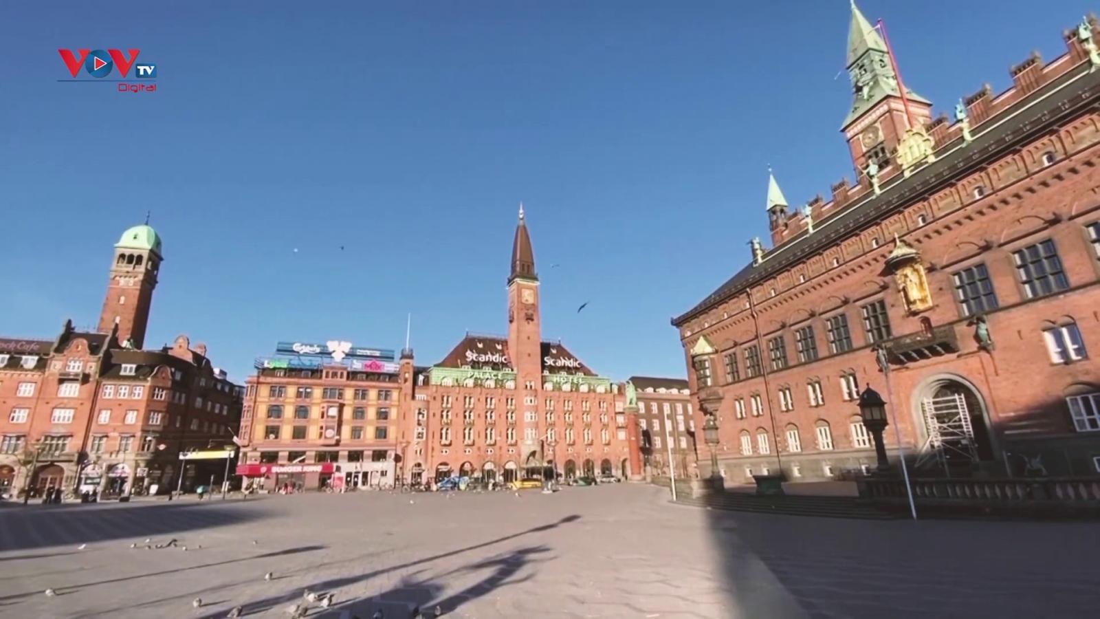 Khám phá các thành phố chủ nhà Euro 2020: Copenhagen, Đan Mạch