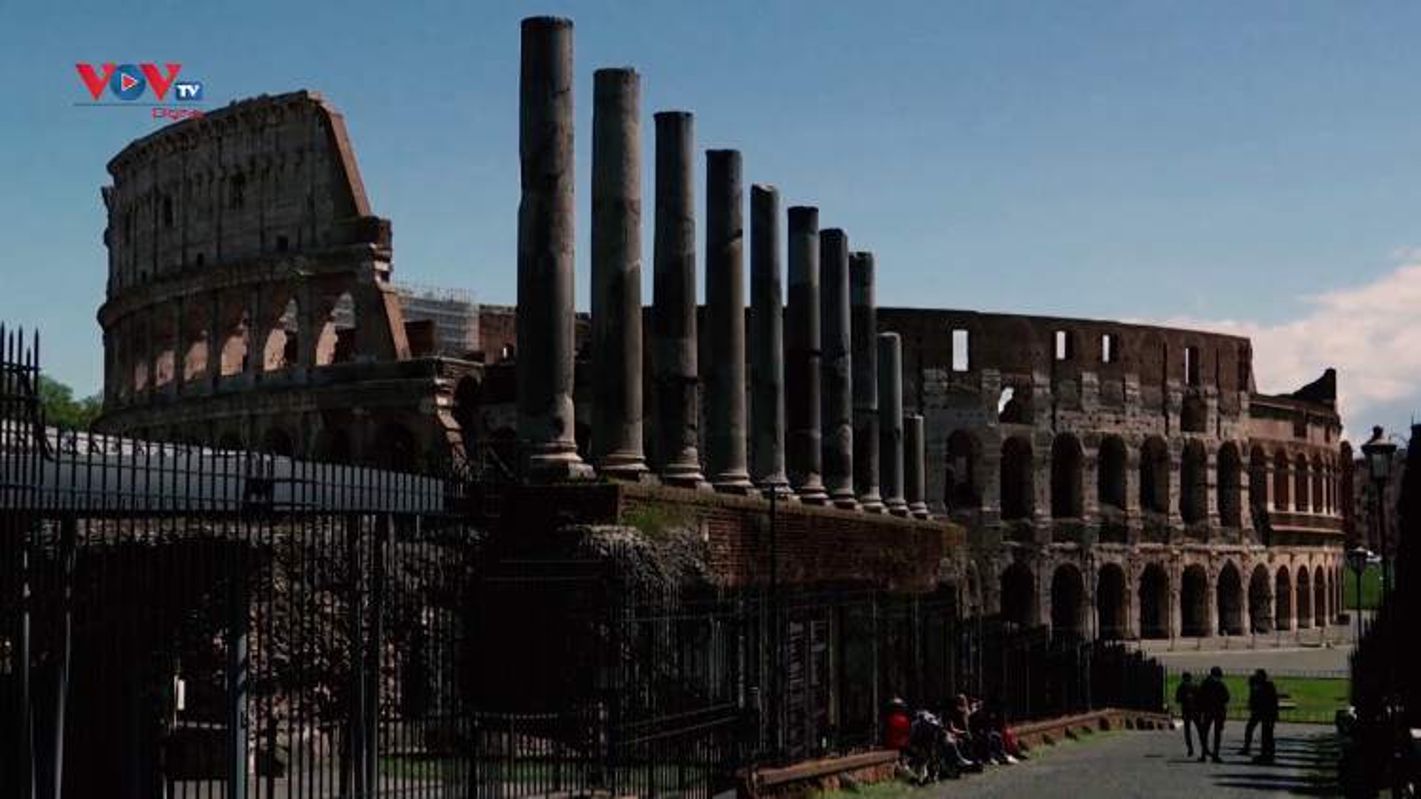 Khám phá các thành phố chủ nhà Euro 2020: Rome, Italy