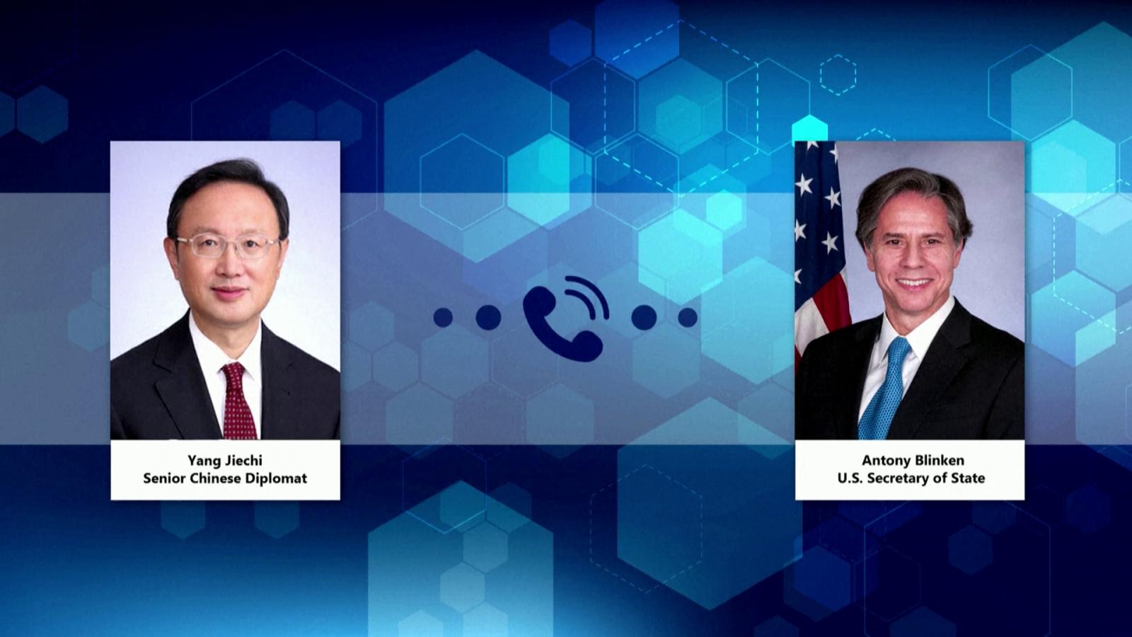 Trung Quốc và Mỹ trao đổi về vấn đề Đài Loan và nguồn gốc Covid-19