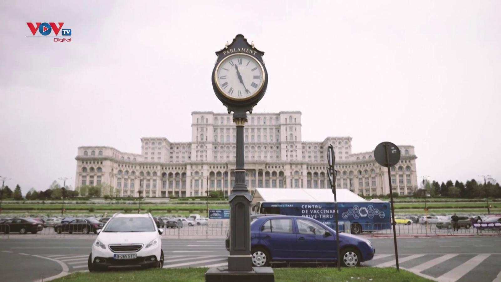 Khám phá các thành phố chủ nhà Euro 2020: Bucharest, Romania
