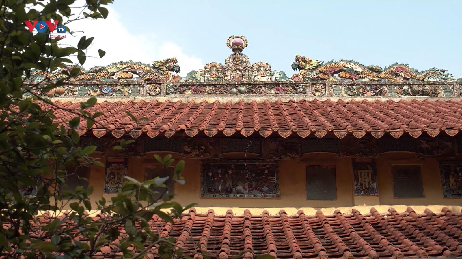 Đặc sắc ngôi chùa gốm sứ Hưng Ký, Hà Nội