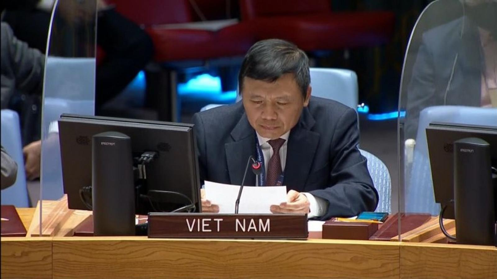 Hội đồng Bảo an Liên Hợp Quốc thảo luận về tiến trình bầu cử tại Haiti