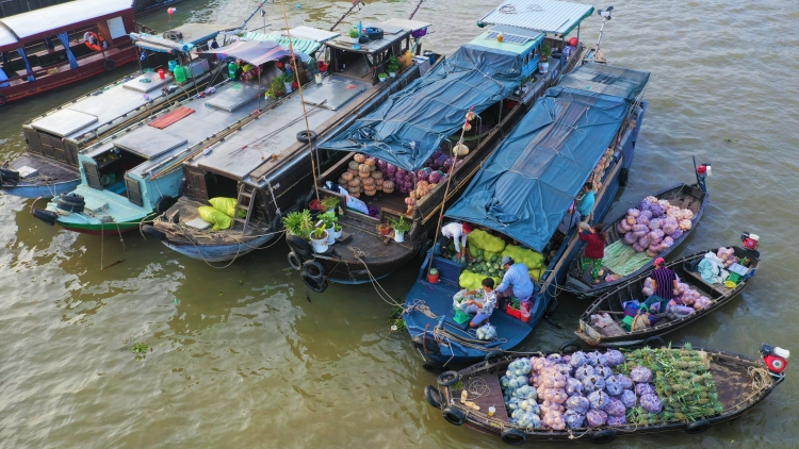 """Cần Thơ dừng tổ chức Ngày hội du lịch """"Văn hóa Chợ nổi Cái Răng"""" năm 2021"""