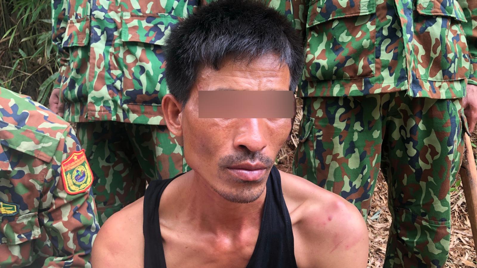 Mang 38.000 viên ma túy vượt biên vào Việt Nam