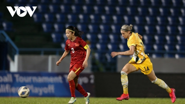 Vietnam seeded in Pot 1 for 2022 AFC Women's Asian Cup qualifiers
