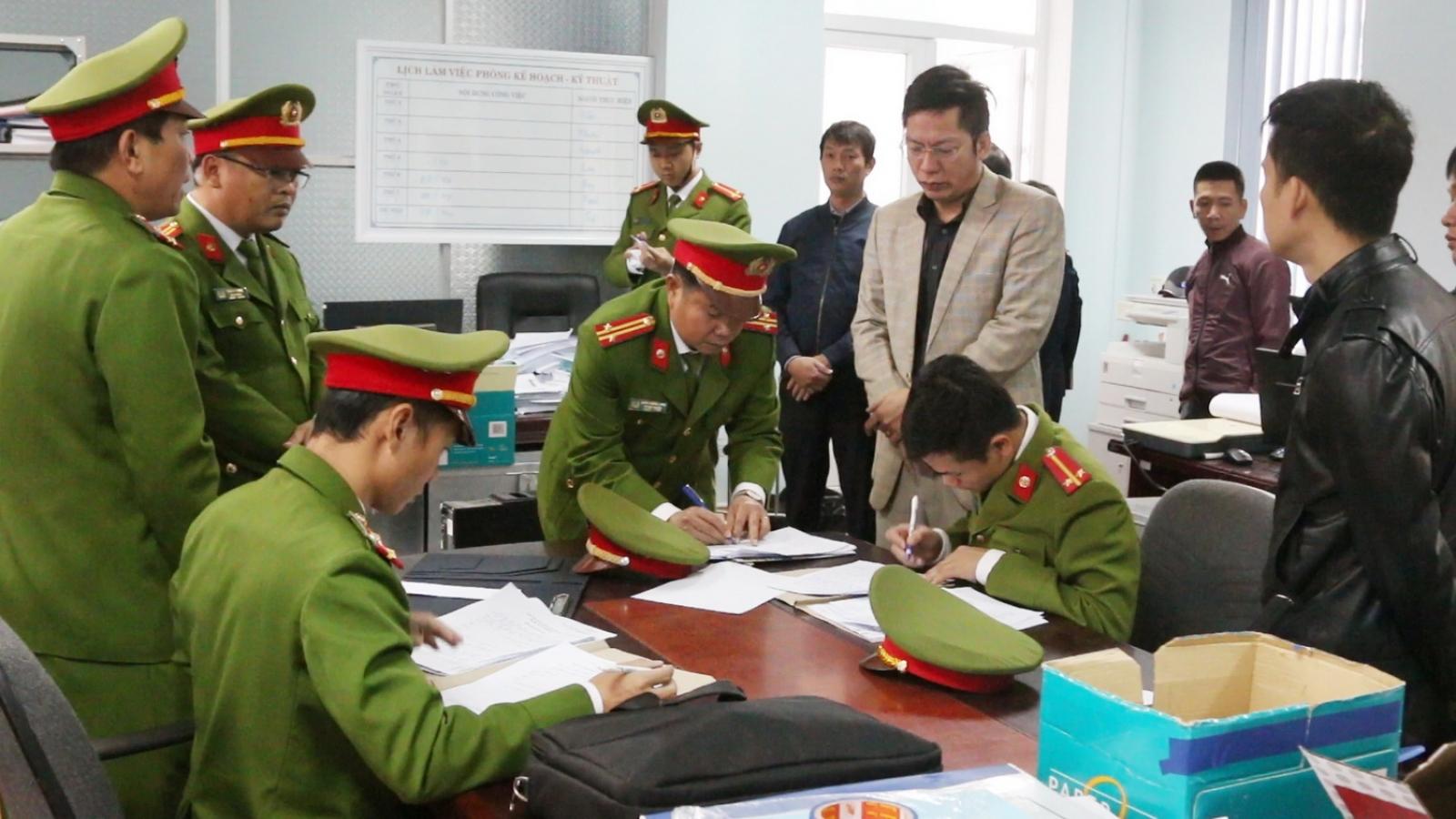 Khai trừ Đảng phó giám đốc ban quản lý dự án tại Quảng Bình