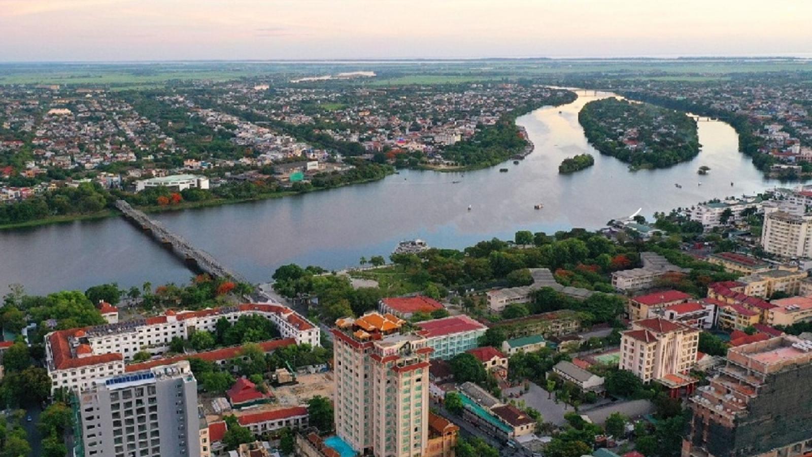 Thành phố Huế mở rộng, cơ hội mới tạo bứt phá vươn lên