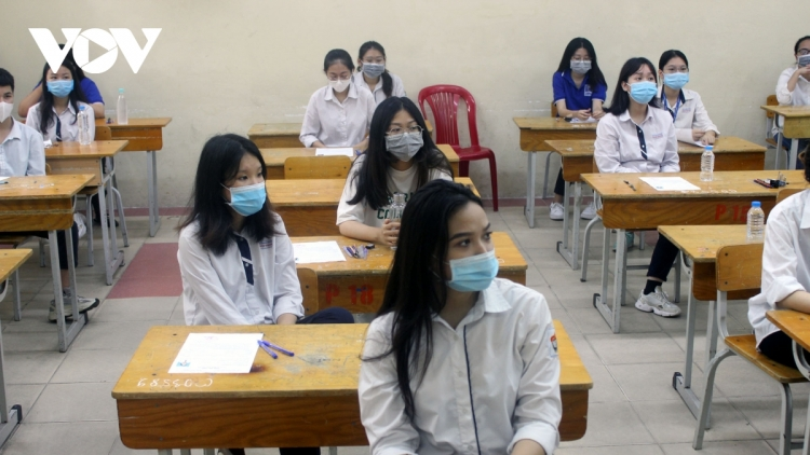 Lai Châu không bố trí quá 20 thí sinh trong 1 phòng thi tuyển sinh vào lớp 10