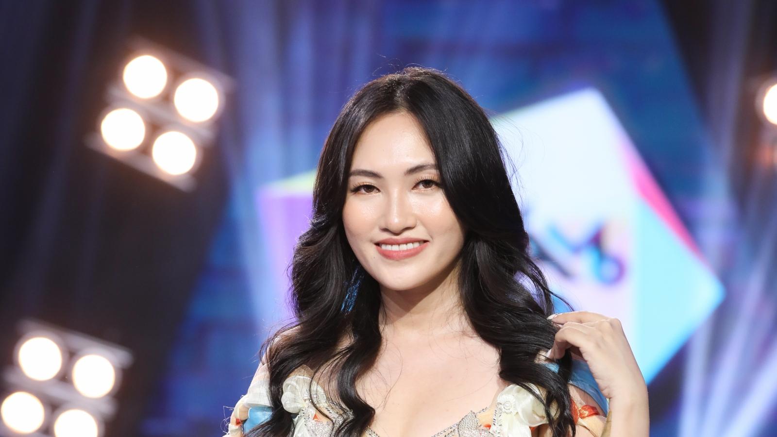 """""""Bông hoa nở muộn"""" Nguyên Hà lần đầu tham gia gameshow đã ẵm giải cao nhất"""