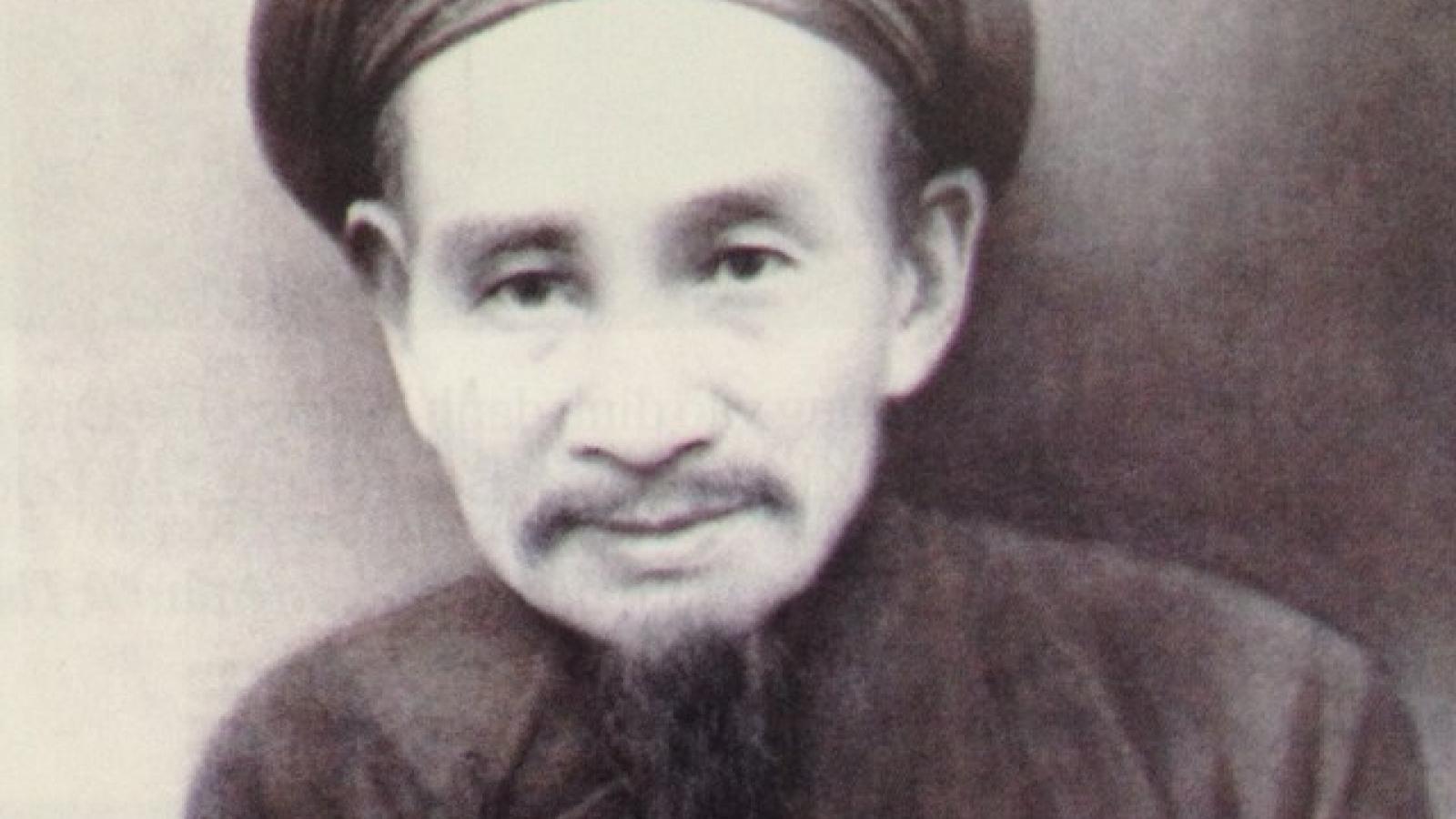 Vũ Tông Phan - Danh nhân Thăng Long Hà Nội
