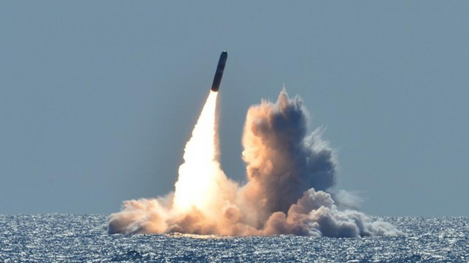 SIPRI cảnh báo về sự gia tăng số lượng vũ khí hạt nhân sẵn sàng khai hỏa trên thế giới