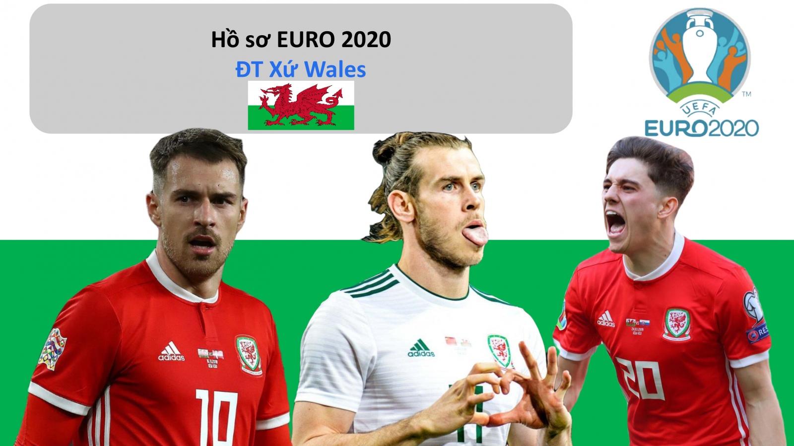 Hồ sơ các ĐT dự EURO 2020: Đội tuyển Xứ Wales