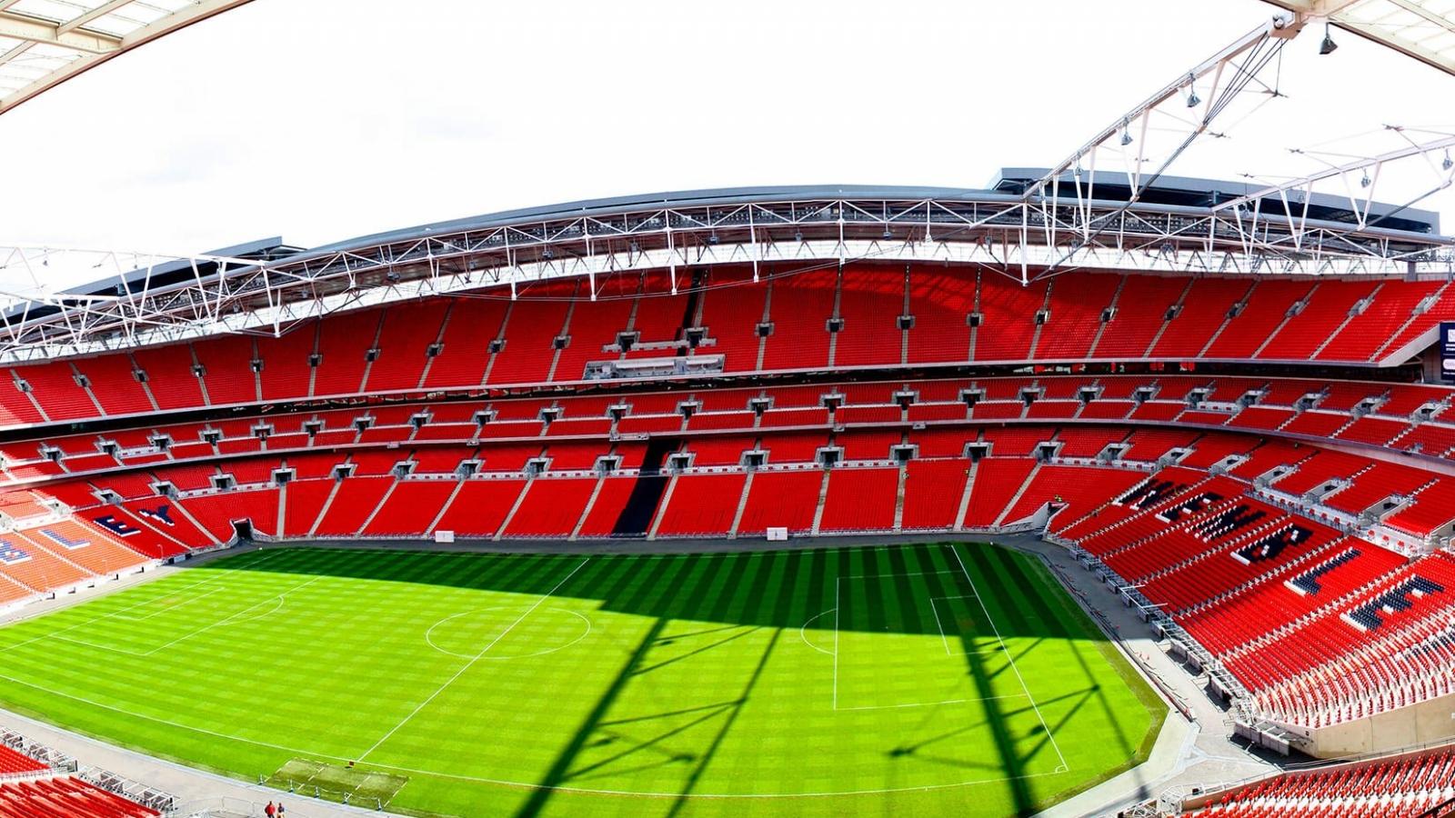 Dịch Covid-19 diễn biến phức tạp, chung kết EURO 2021 có thể vẫn diễn ra ở Wembley