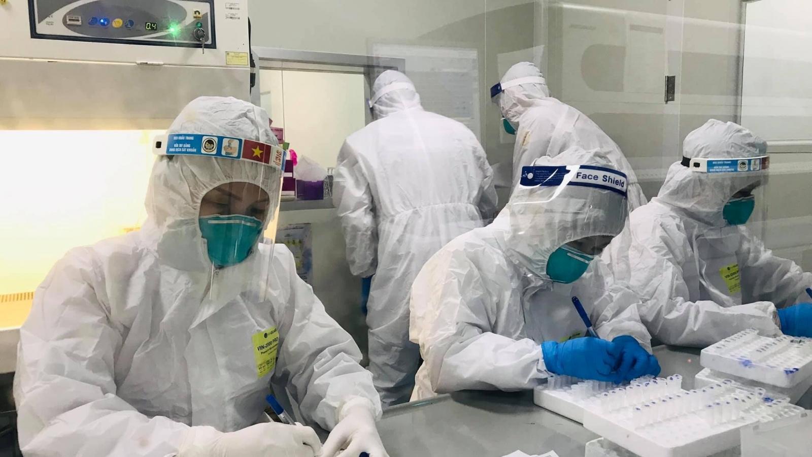 Sáng 23/6, Việt Nam có 55 ca mắc COVID-19 mới tại 3 tỉnh, thành
