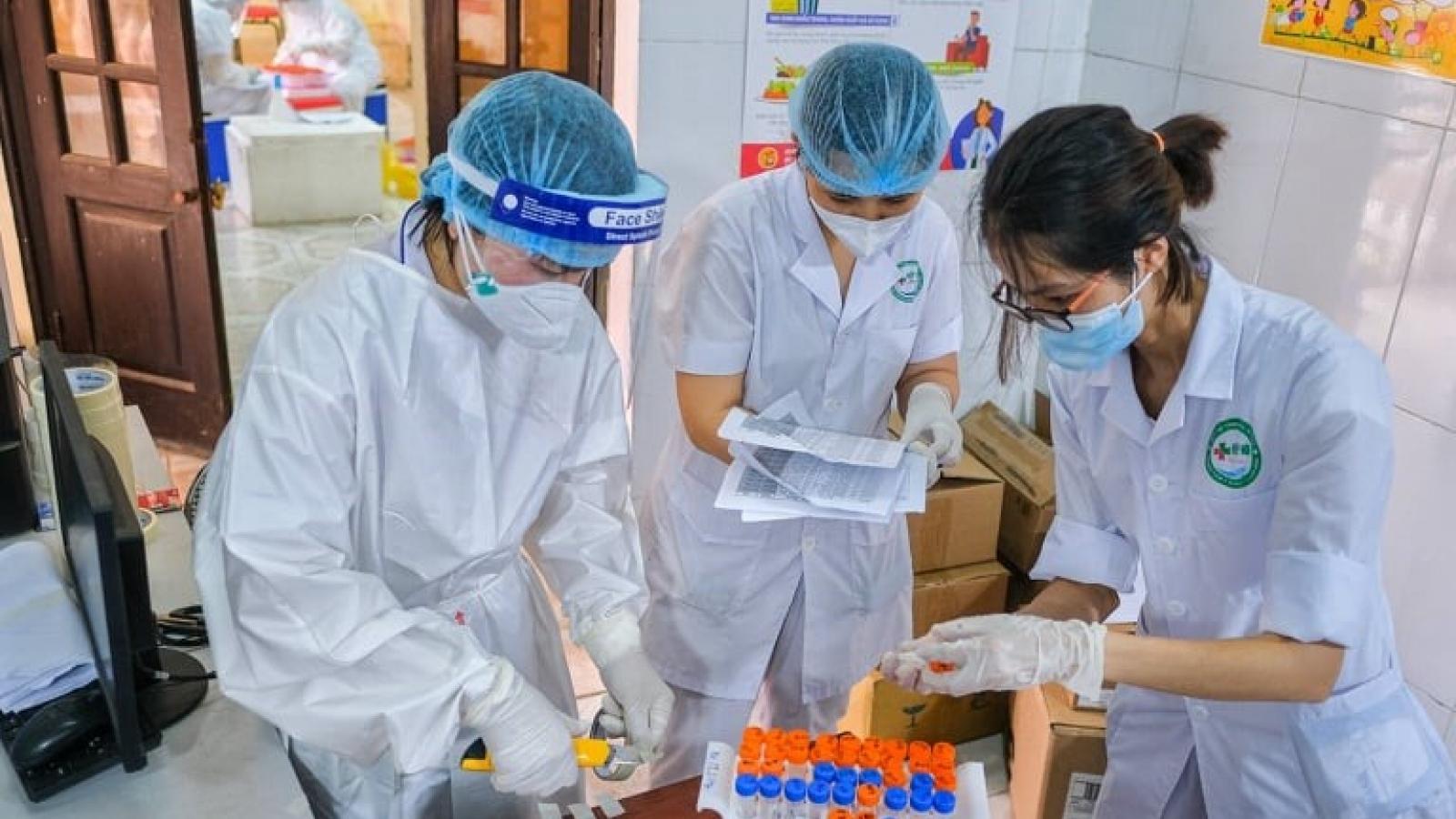 Sáng 19/6, Việt Nam có 94 ca mắc COVID-19, TP.HCM nhiều nhất 40 ca
