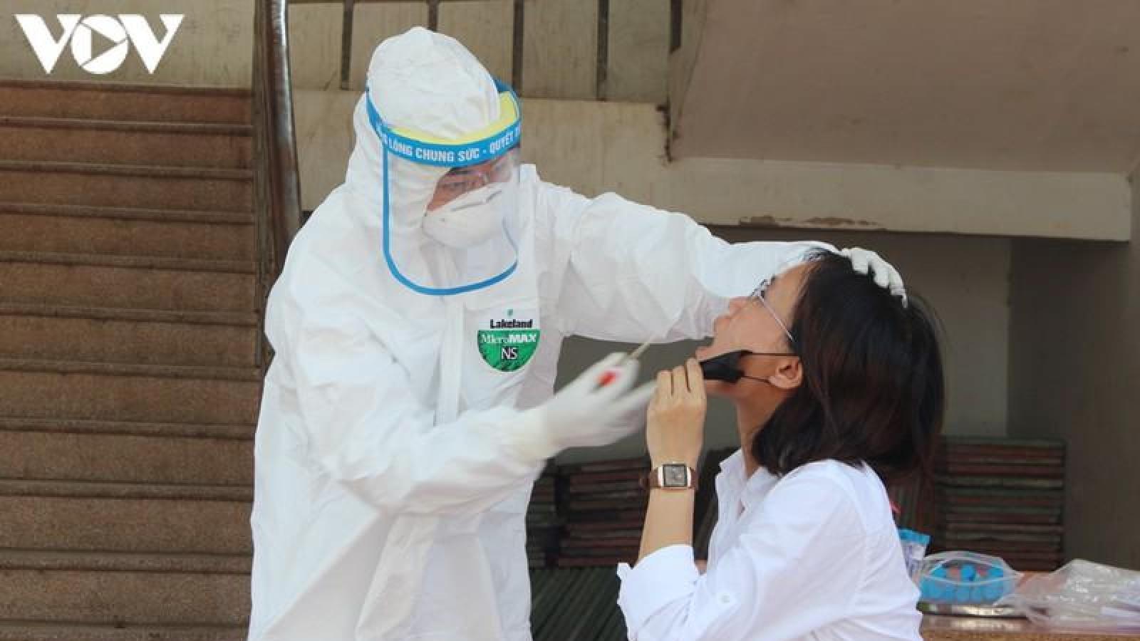 Ninh Bình thông tin 3 trường hợp tái dương tính virus SARS-CoV-2