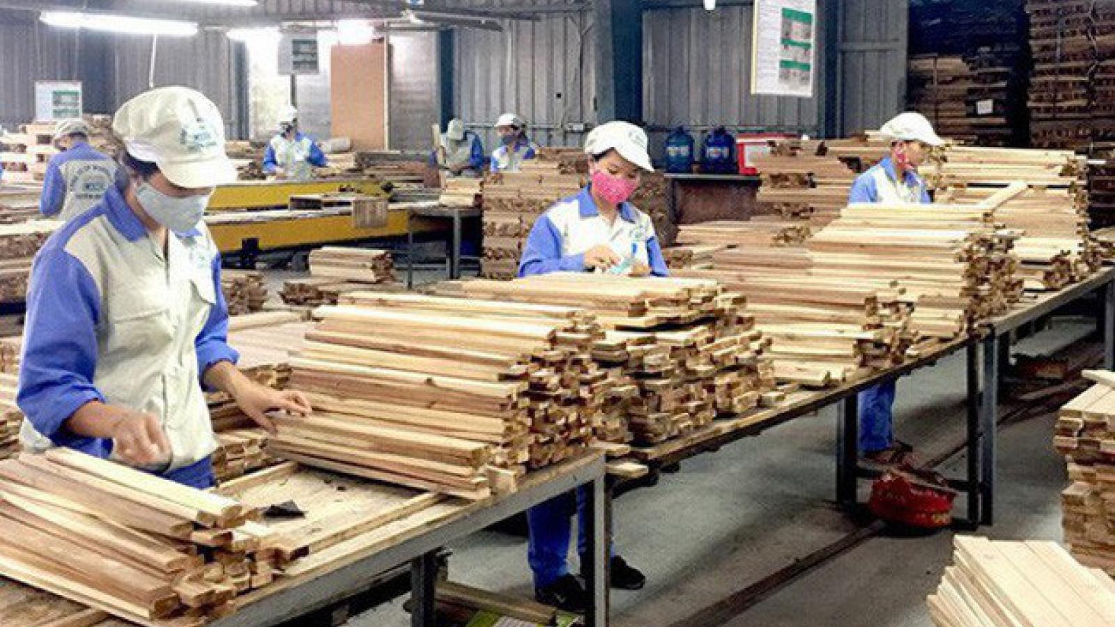 Wood exports to EU enjoy robust growth