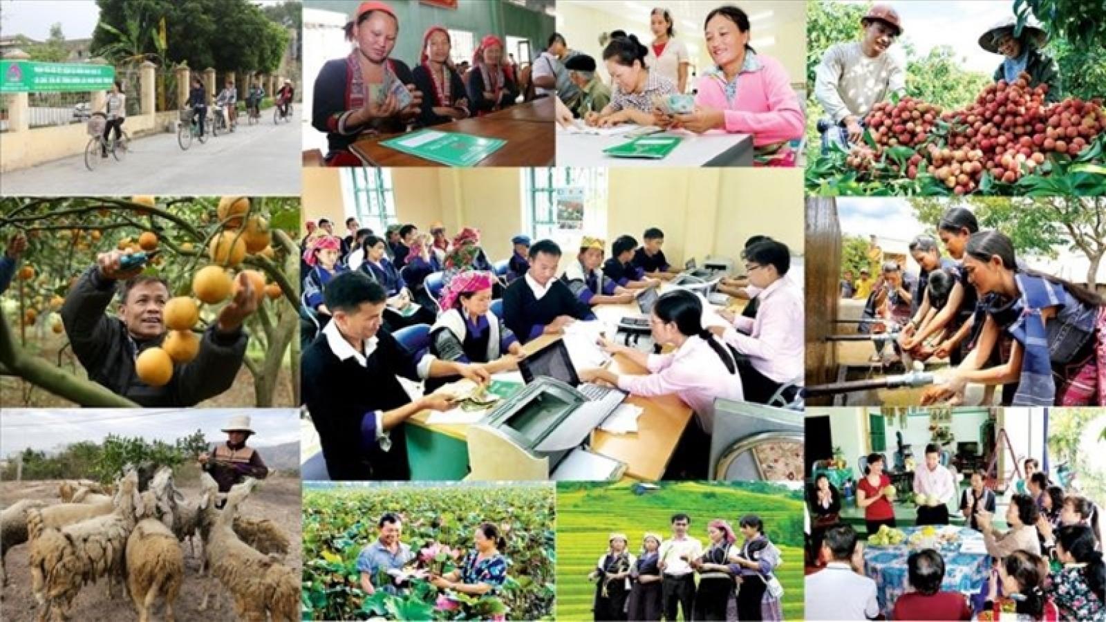 Chỉ thị của Ban Bí thư về tăng cường lãnh đạo công tác giảm nghèo bền vững