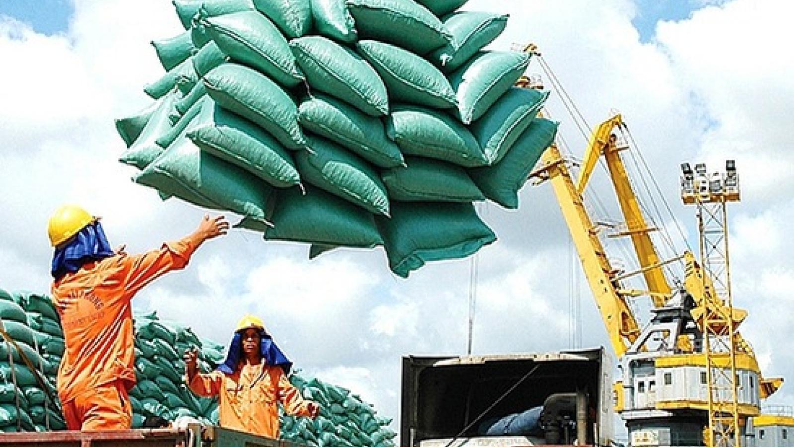 Measures taken to prevent origin fraud of Vietnamese rice