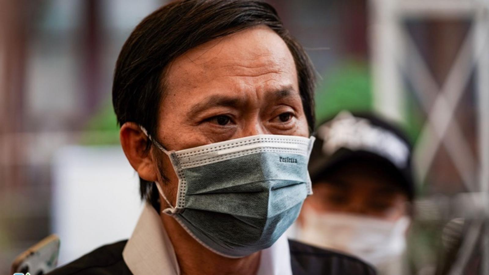 Sau 6 tháng, Hoài Linh giải ngân tiền lũ lụt 2020 giữa dịch Covid-19