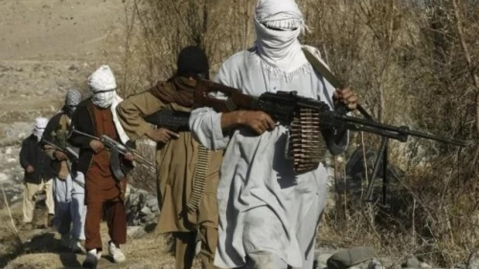 Lãnh đạo Taliban ủng hộ thỏa thuận chính trị cho xung đột ở Afghanistan