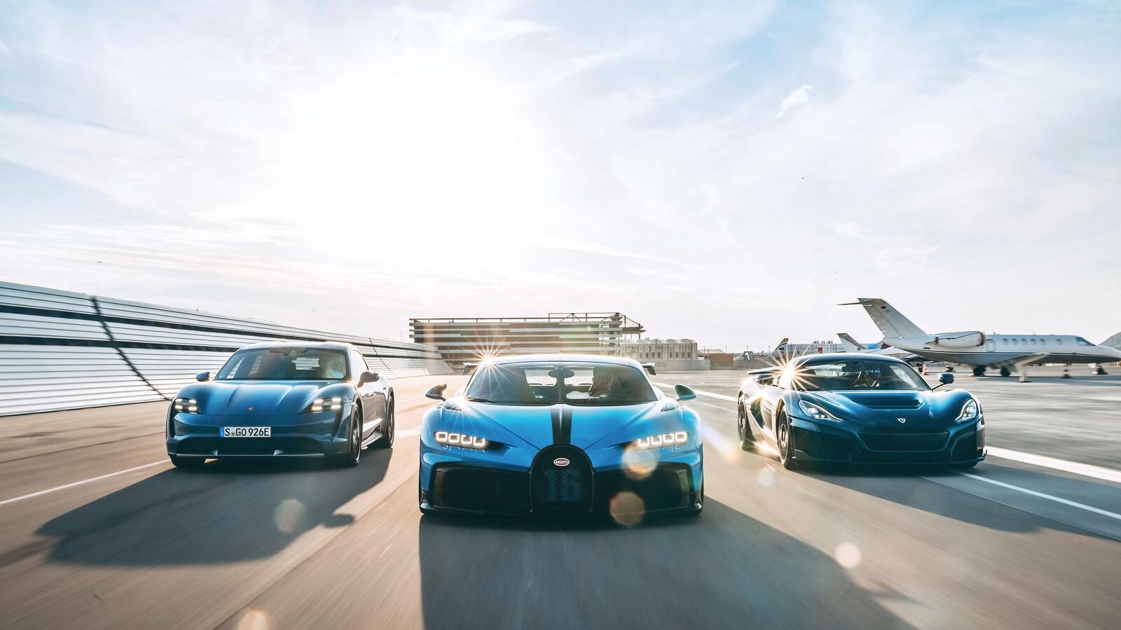 Bugatti và Rimac hợp tác tạo nên liên doanh siêu xe