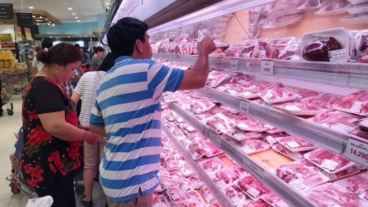 Pork imports surge during first half of 2021