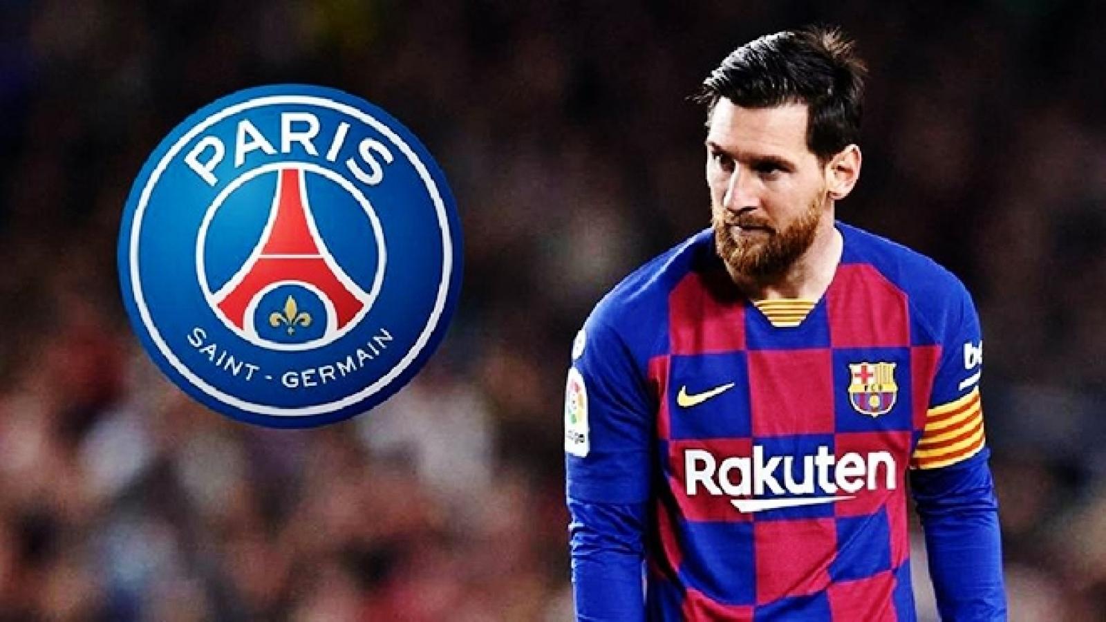 Chuyển nhượng 14/7: PSG ngừng theo đuổi Messi