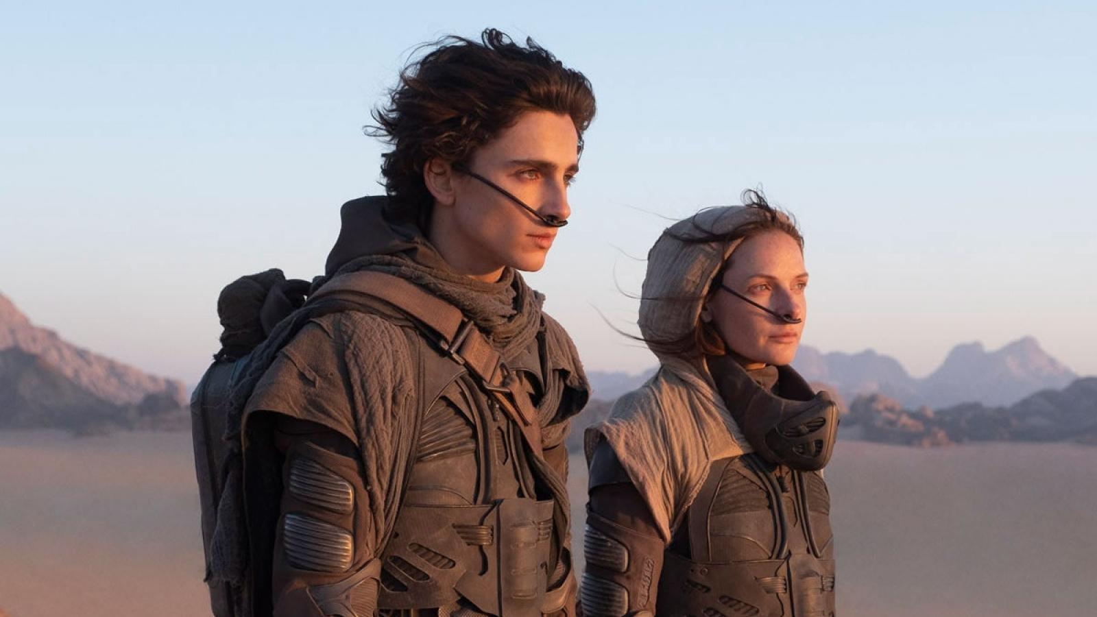 """Timothée Chalamet cùng dàn sao Hollywood hội tụ trong bom tấn """"Dune"""""""