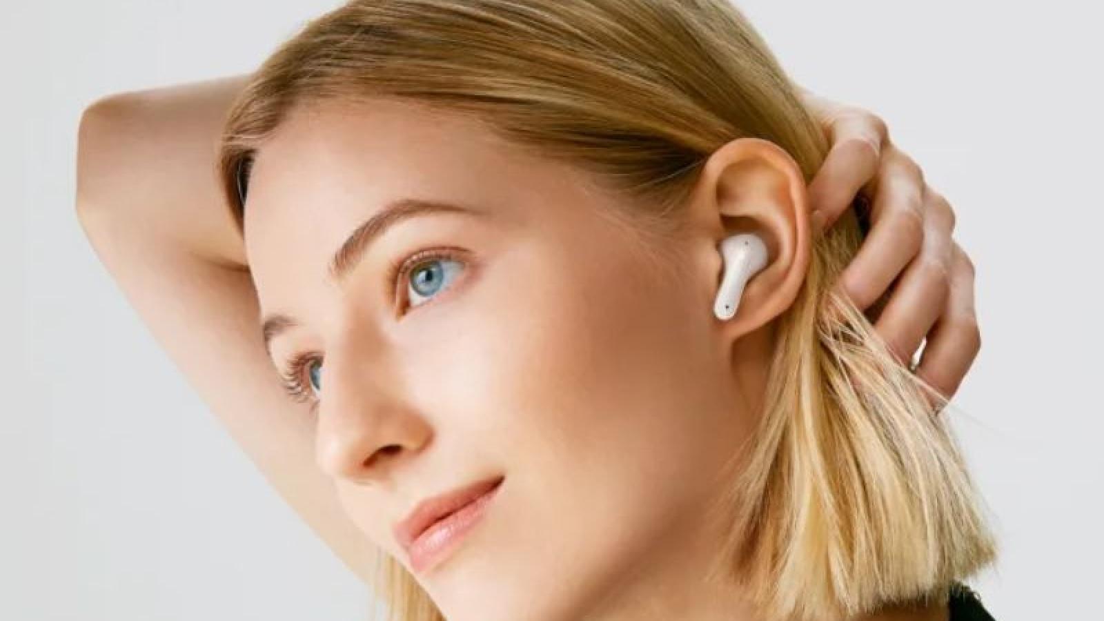 Tai nghe không dây có thể tự làm sạch vi khuẩn, âm thanh 3D