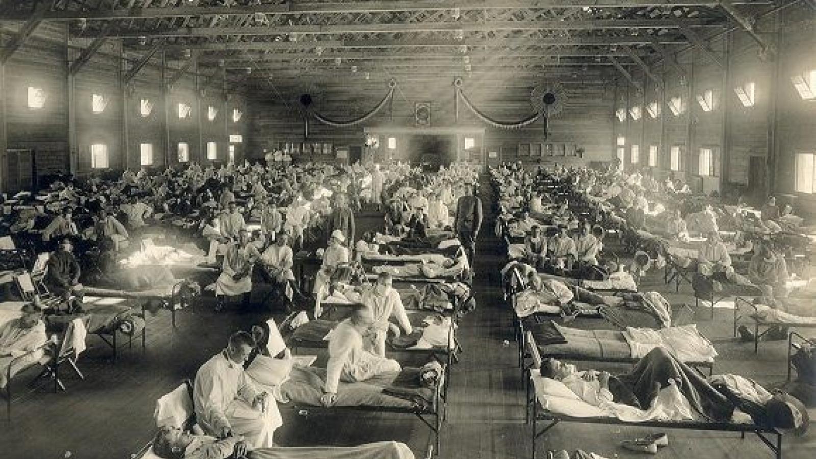 Tại sao dịch cúm Tây Ban Nha cướp đi sinh mạng nhiều người hơn Thế chiến I?