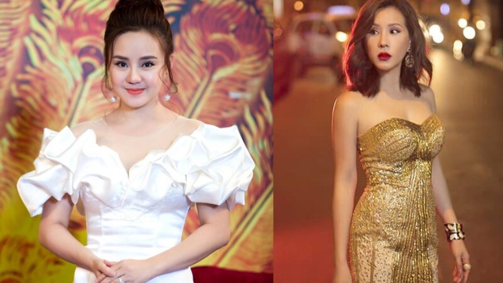 Chuyện showbiz: Vy Oanh khởi kiện Hoa hậu Thu Hoài