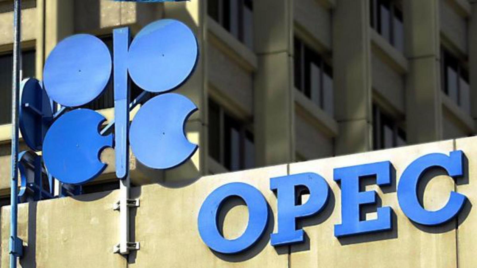 OPEC+ nối lại thảo luận về sản lượng khai thác dầu mỏ để giảm nhiệt giá dầu đang tăng