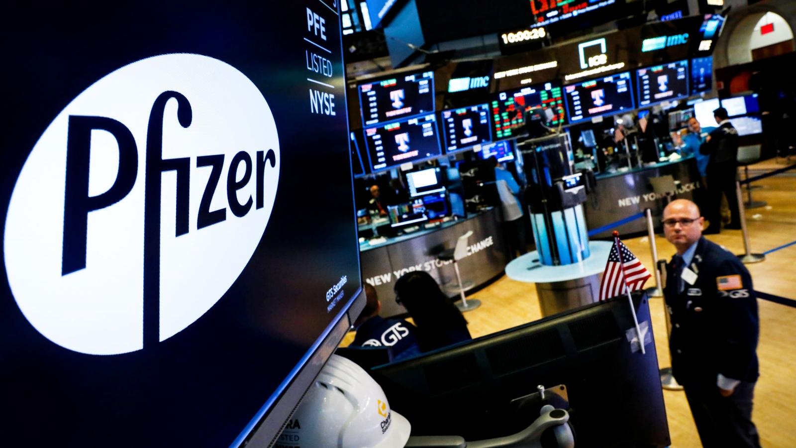 Mỹ đặt mua thêm 200 triệu liều vaccine Pfizer