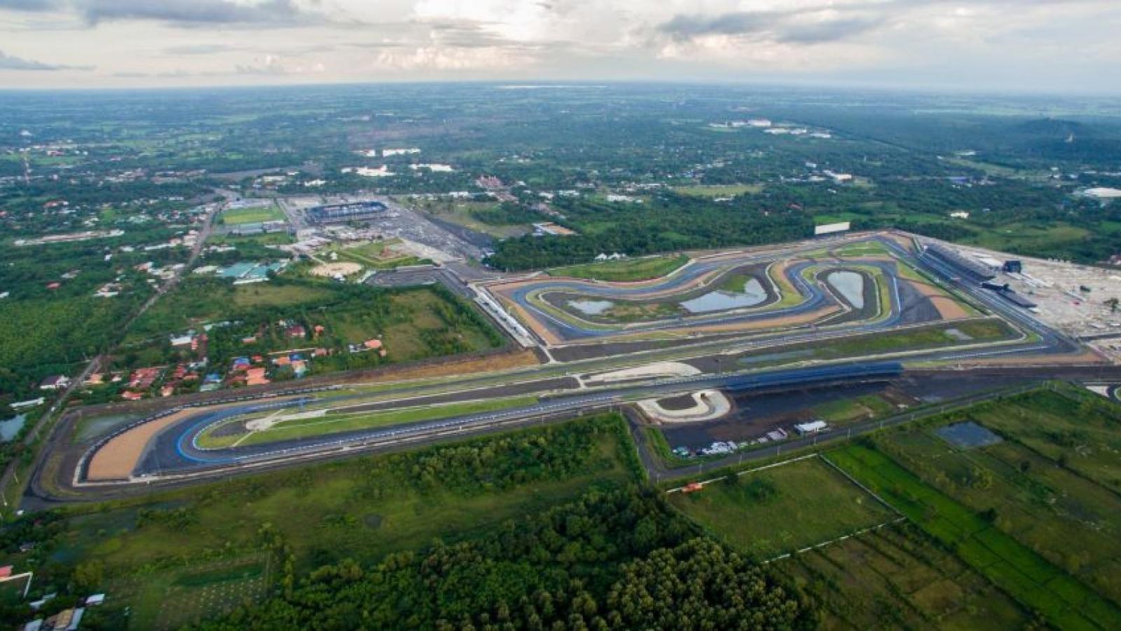 Vòng đua MotoGP 2021 tại Buriram, Thái Lan sẽ bị hủy bỏ