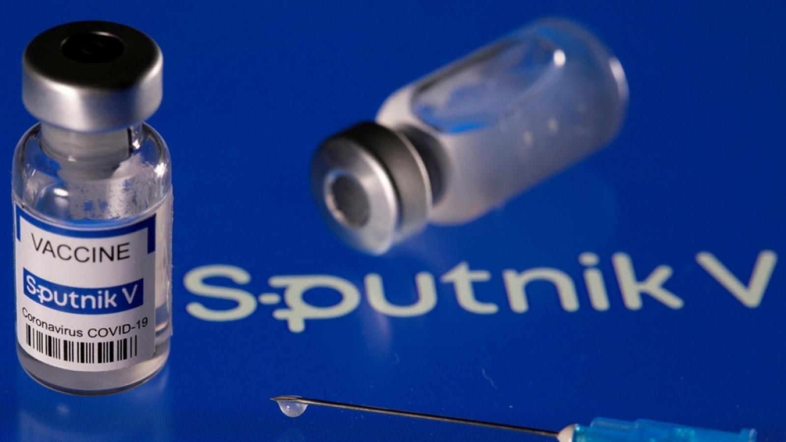 Slovakia bán lại cho Nga hầu hết số vaccineSputnik V đã mua