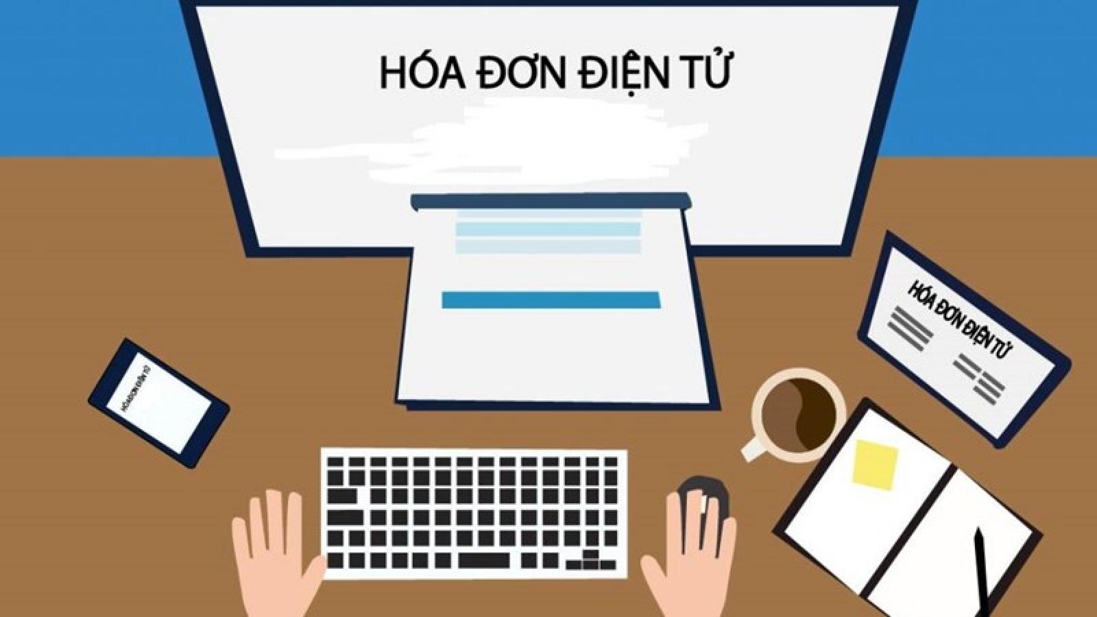Sắp triển khai hệ thống hóa đơn điện tử tại 6 tỉnh, thành phố