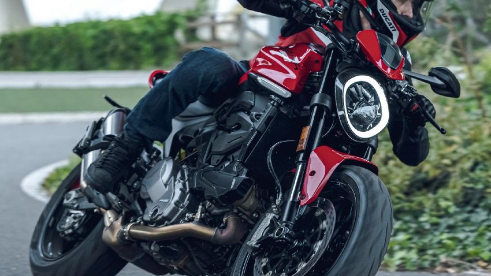 Ducati ghi nhận doanh số tăng 43% trong nửa đầu năm 2021