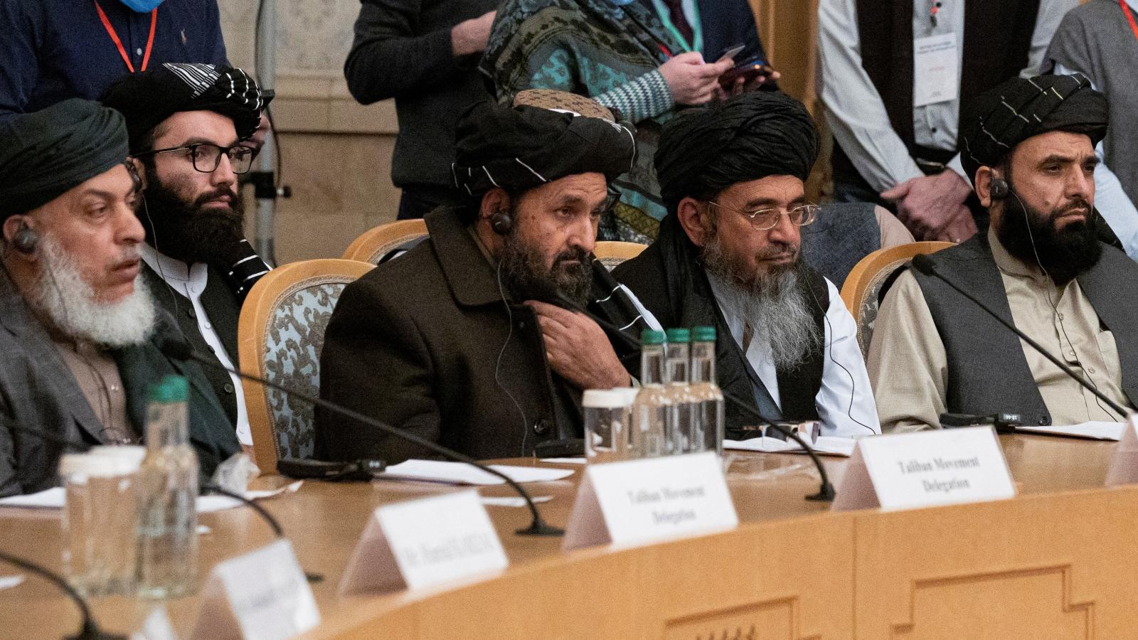 Taliban và Chính phủ Afghanistan nhất trí 'Chiến tranh không phải là giải pháp''