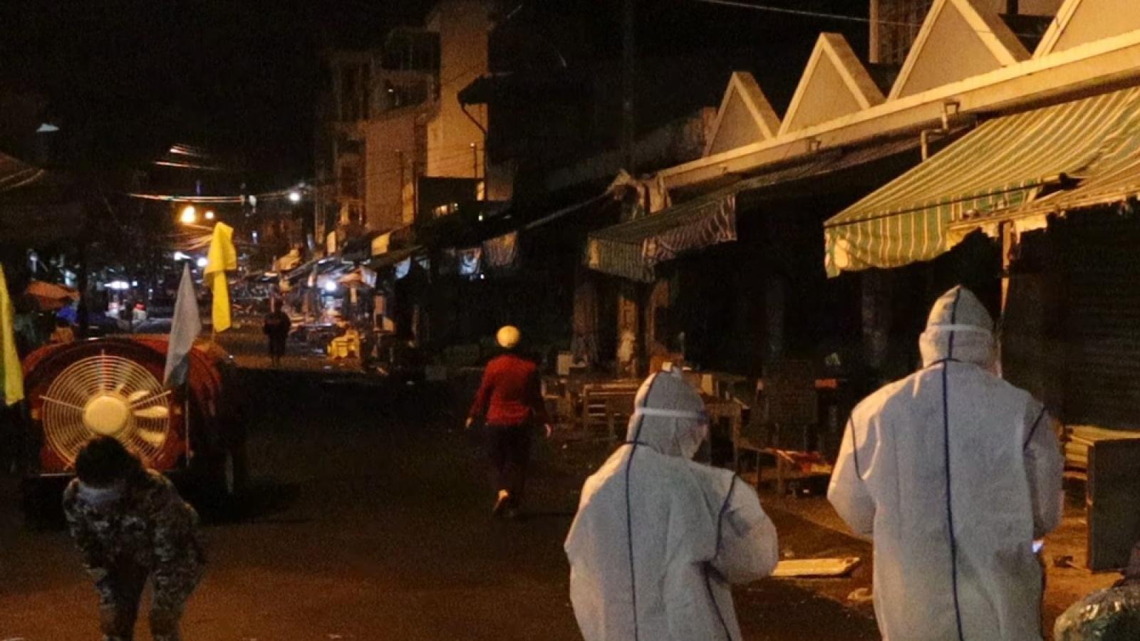 Khởi tố vụ án làm lây lan dịch Covid-19 ở Bình Phước