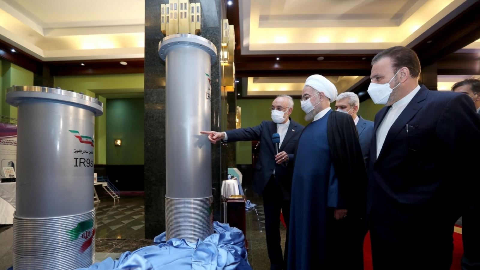 """Iran không chấp nhận đòi hỏi """"cứng nhắc"""" của Mỹ: Đàm phán hạt nhân nguy cơ bế tắc"""