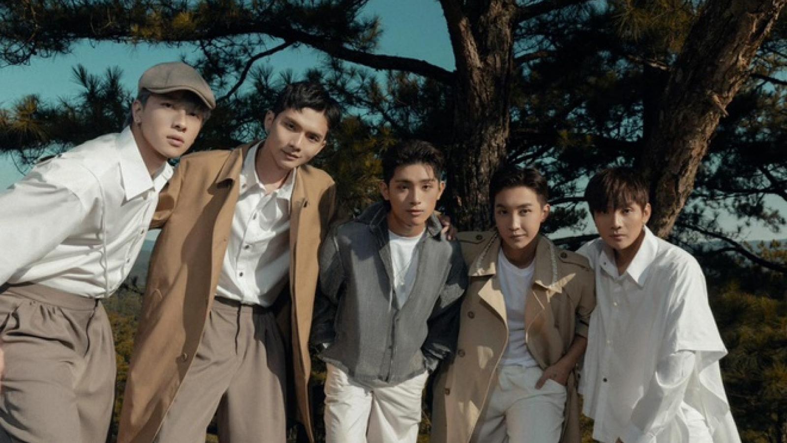 Nhóm nhạc Monstar tuyên bố tan rã ngay sau 1 ngày phát hành MV mới