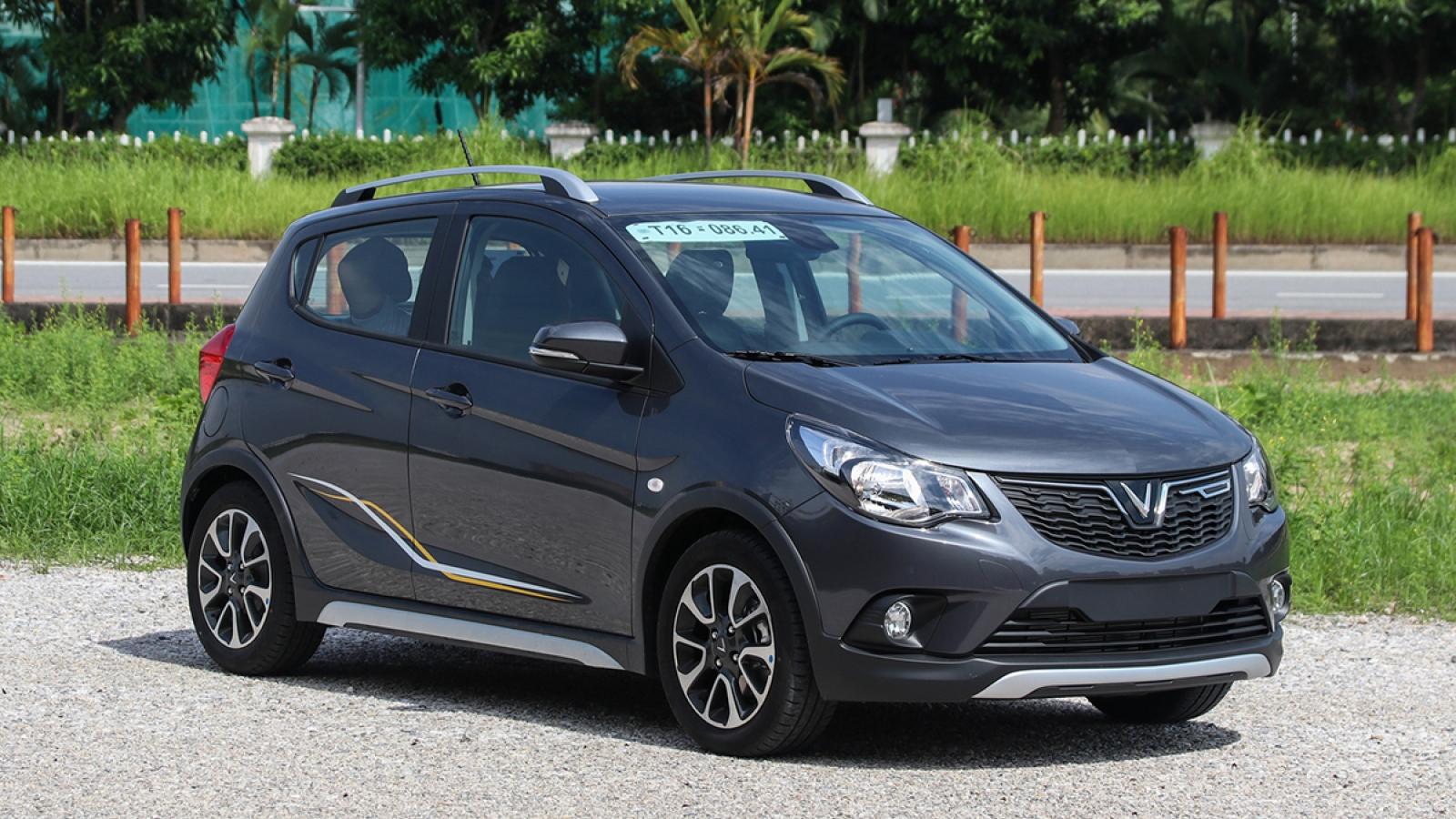Top 10 mẫu xe bán chạy nhất tháng 6/2021